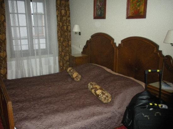 Hotel Czarna Roza: Comfy.