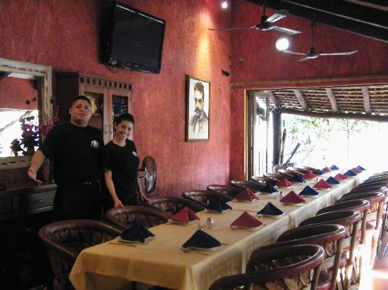 Bandido's De Zihua: Set up
