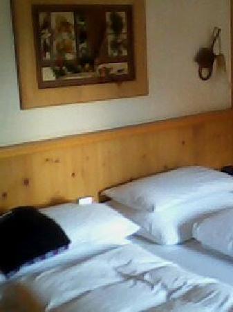 Hotel Amerikan: letto