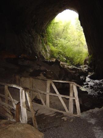 Cueva Zugarramurdi - Museo de Las Brujas: Cueva Zugarramurdi