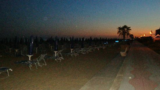 Park Hotel Brasilia: Abendipressionen