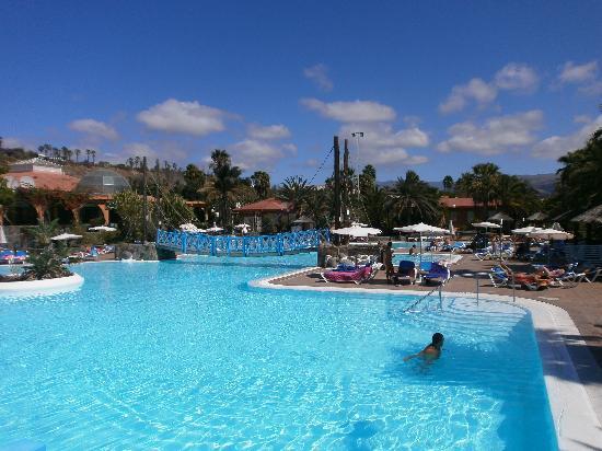 Caybeach Princess: Main pool.