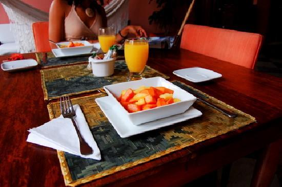 La Casa: Delicious papaya