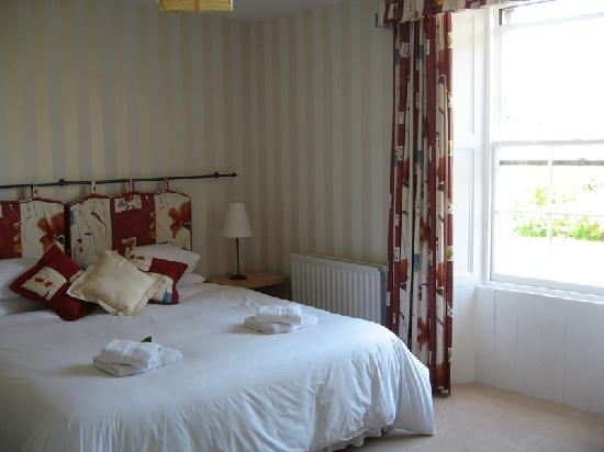 The Garden Flat Bed & Breakfast: The Garden Room