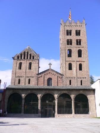 Ripoll, Spanje: Monasterio