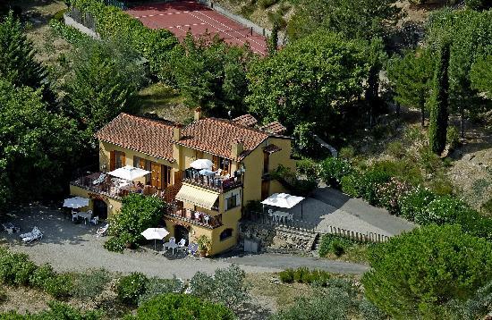 Poggio D'Oro: Villa la Duchessina