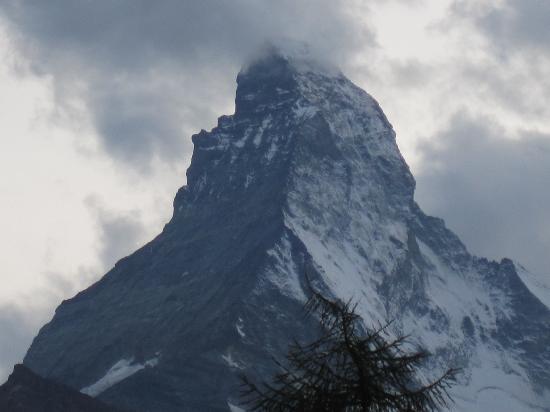 CERVO Zermatt: Dal balcone della camera