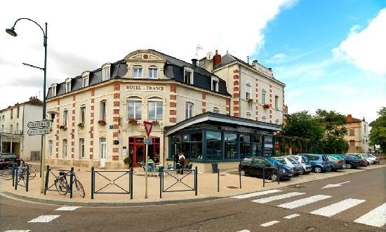 Hotel De France Le Tast Vin Beaune