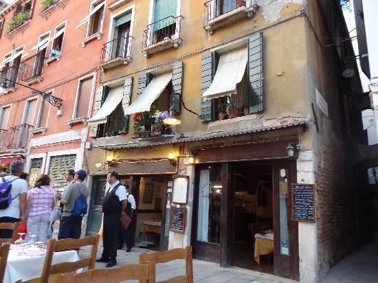 Trattoria Misericordia: The restaurant