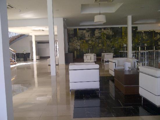 Las Gaviotas Suites Hotel: reception area