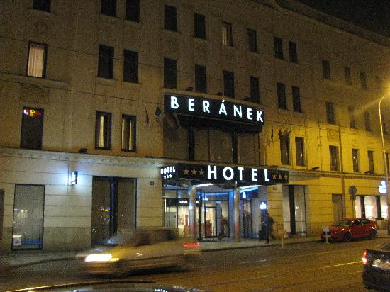 Beranek: At night