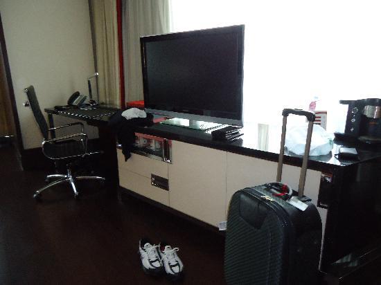 โรงแรมเรอเนสซองซ์ ปักกิ่ง แคพปิตอล: tambien si tienes que trabajar