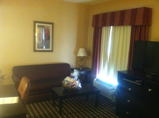 Foto de Hampton Inn & Suites Las Cruces I-25