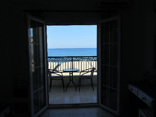 Belle Helene Hotel: view from room