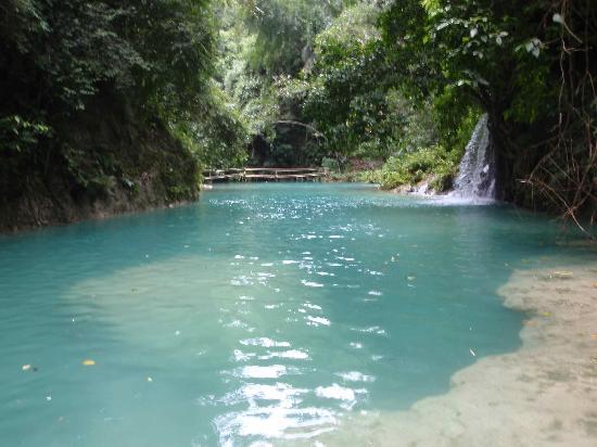 Kawasan Falls: Third Section