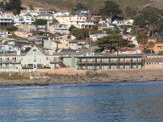 Cayucos Beach Front Hotels