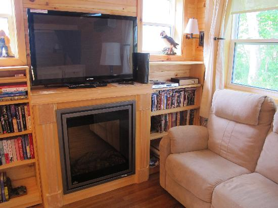 By d' Bay Cabins : interno cabin 9