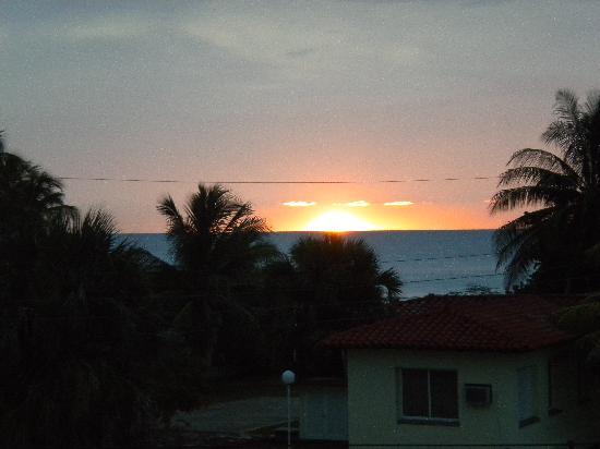 Be Live Experience Las Morlas: tramonto dalla camera 256