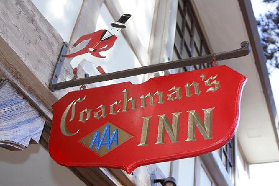 Coachman's Inn, A Four Sisters Inn: Hotel_Sign