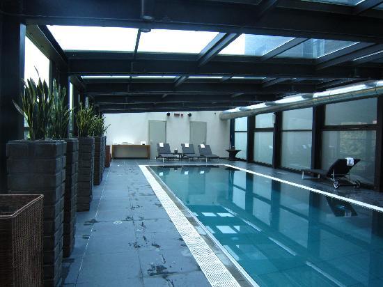 Pool Picture Of Radisson Blu Hotel Milan Milan