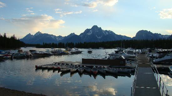 Colter Bay Village: Lake at Colter Bay