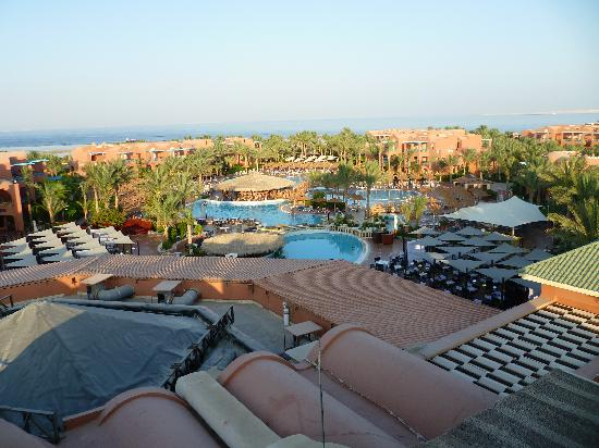 TUI Magic Life Sharm el Sheikh: View from the tower