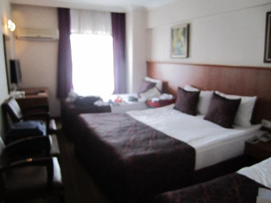 Grand Beyazid Hotel: Camera 205
