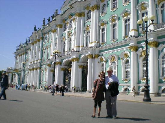 Marina Wilson Private Tours : St Petersburg