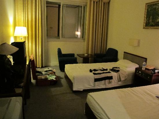 Hotel Room Picture Of Yanggakdo Hotel Pyongyang