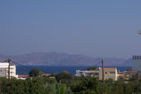 Michalis Studios & Apartments: another view from balcony