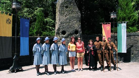 The Wizarding World of Harry Potter: Triwizard Champions