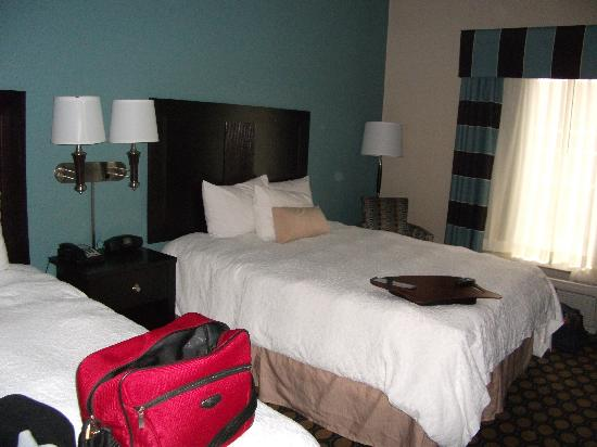 Hampton Inn North Brunswick/New Brunswick: ROOM