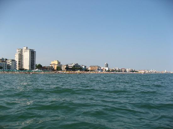 Hotel Verdi: The sea
