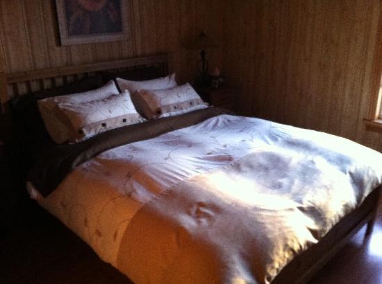 Haut Bois Dormant: La chambre Moka