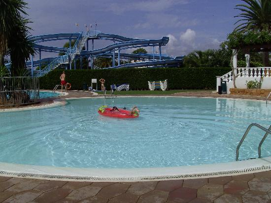 Apartamentos Son Bou Gardens: childrens pool
