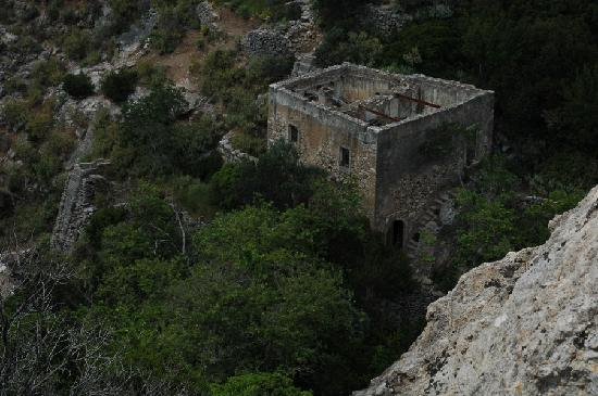 Water Mills Milopotamos : Mylopotamos, Wassermühle