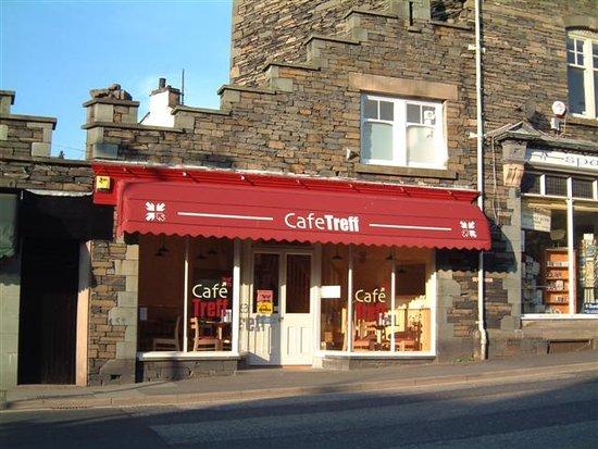 Cafe Treff : coffee + more