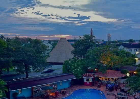 From My Room Picture Of Pegasus Hotel Guyana Georgetown