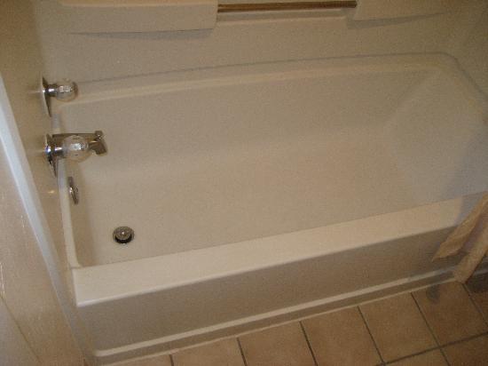 Antler Inn: tub
