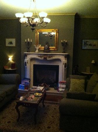 Les Caprices de Victoria: Un des salons disponibles