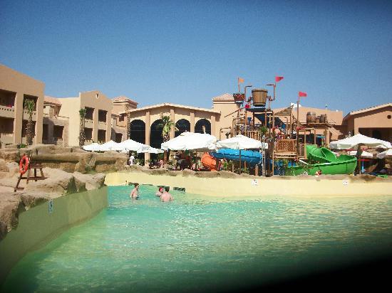 Coral Sea Aqua Club Resort: wave pool