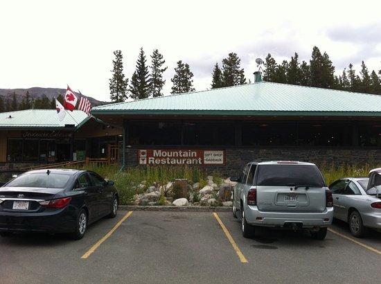 mountain restaurant