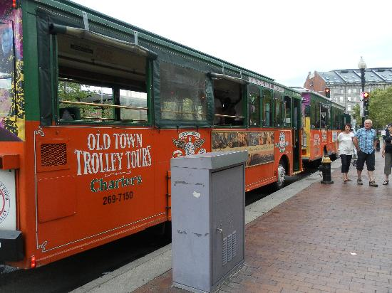Old Town Trolley Tours The