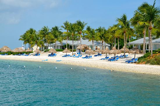 Sunset Key Cottages, A Luxury Collection Resort, Key West: Beach Area