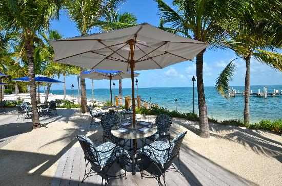 Sunset Key Cottages, A Luxury Collection Resort, Key West: 'Latitudes' Restaurant