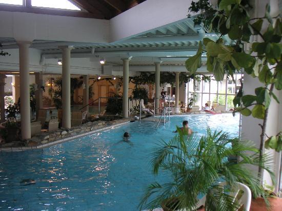 Strandhotel Weissenhaeuser Strand: Ein Teil des Wellnessbereiches