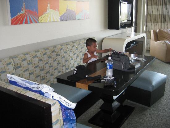 迪士尼當代渡假村海灣湖塔飯店照片