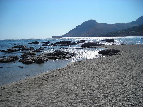 Galini Beach: spiaggetta di plakias