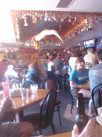 Red Mesa Grill : lovely, lively atmosphere