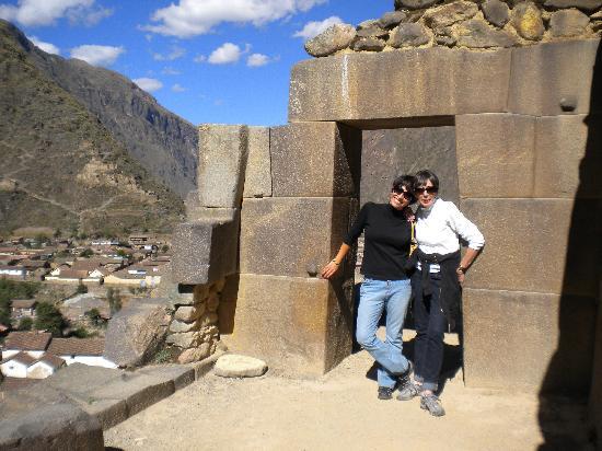 มาจูปิจู: Ollantaytambo, Peru